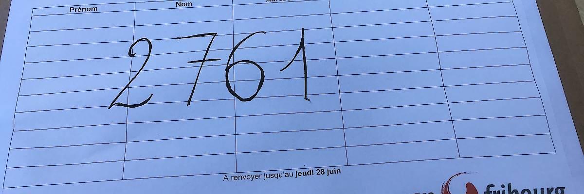 Perséval-Enseval: 2761 signatures contre le salaire au mérite et pour le droit d'être accompagné